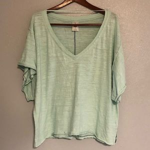 Oversized We the Free by Free People Top